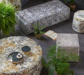 Clarke Clarke Collezione Ermecini Tappezzeria Verona exotica