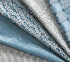 Osborne Little Collezione Ermecini Tappezzeria Verona OL intermezzo silks main blue