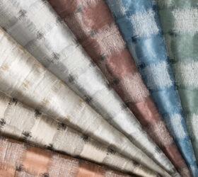 Osborne Little Collezione Ermecini Tappezzeria Verona OL intermezzo silks madrigal F