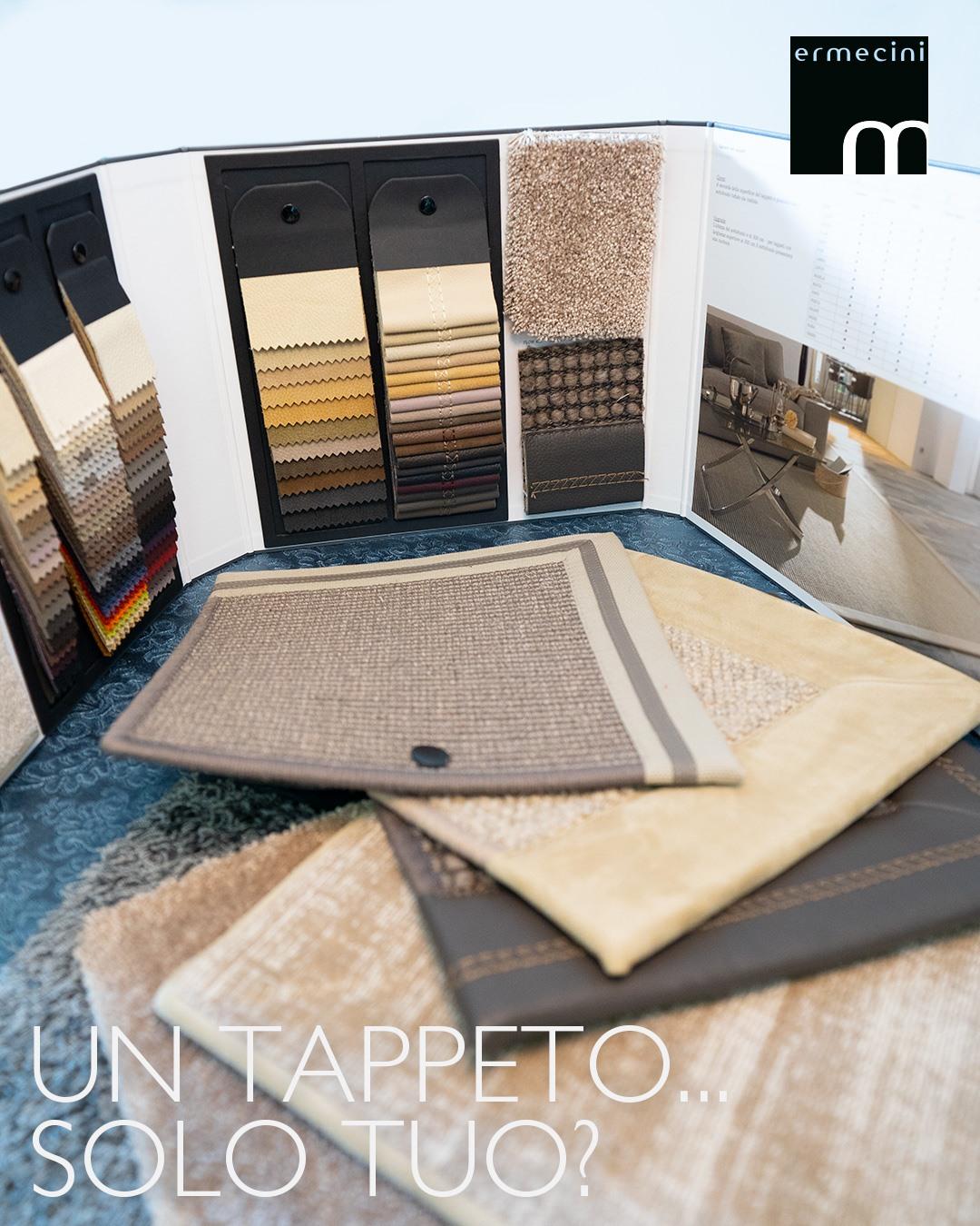Un tappeto solo tuo Ora si puo Ermecini Tappezzeria e xxohacfcefcoeFEA
