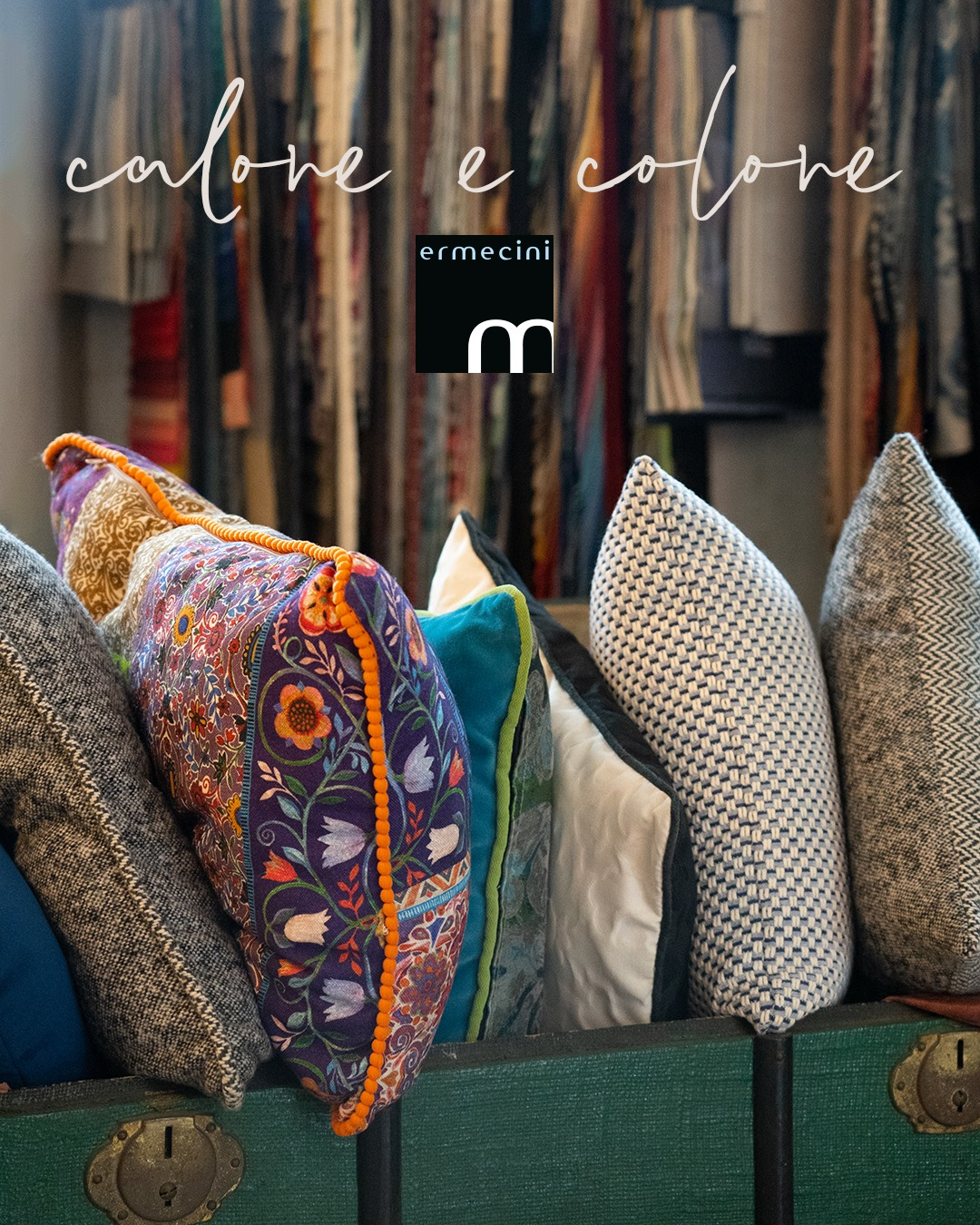 Calore e colore insieme nei nostri bellissimi cuscini Tessuti di xxohfadebabcdafdoeF