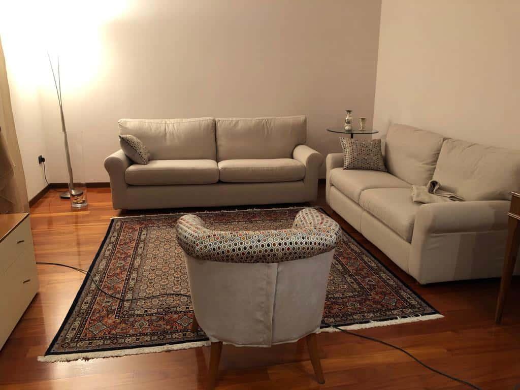 tappezzeria ermecini restyling divano e poltrona